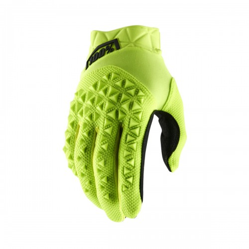 Guantes 100% Airmatic fluor